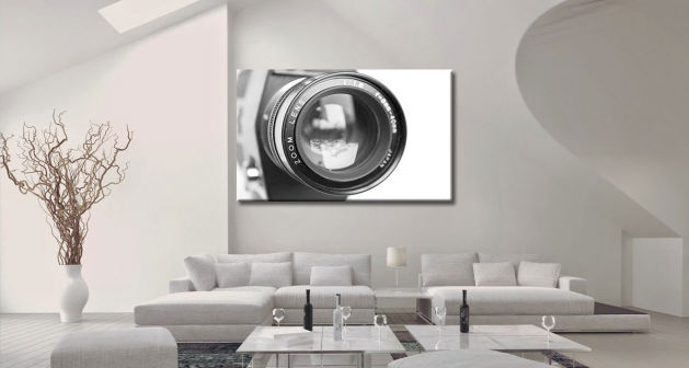 Καμβάς Athens Φωτογραφική Μηχανή