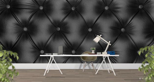 Ταπετσαρία Τοίχου Leather Lux