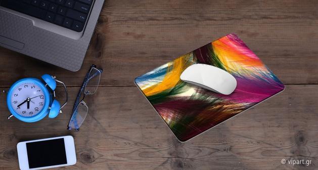 Mousepad 2 τεμάχια Χρωματιστά Φύλλα