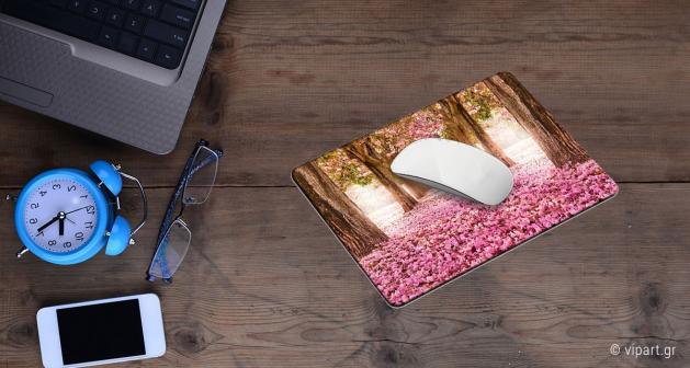 Mousepad 2 τεμάχια Πολύχρωμα Τετράγωνα