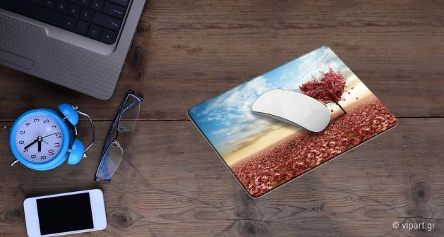 Mousepad 2 τεμάχια Μωβ Καταράκτης