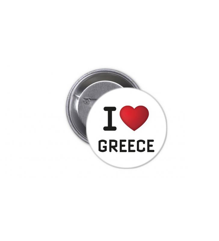 Κονκάρδα I Love Greece