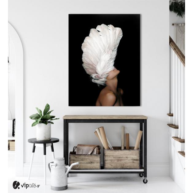 Πίνακας Καμβάς Angel- Woman