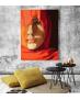 Πίνακας σε Καμβά Women in Burqa painting