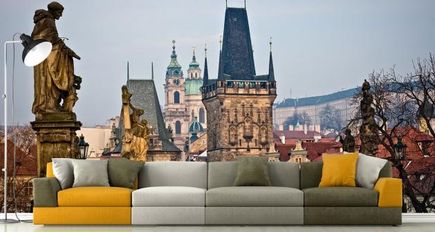 Ταπετσαρία Τοίχου Αξιοθέατα - Πράγα -Τσεχία