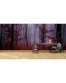Ταπετσαρία Τοίχου Κόκκινο Δάσος Red Forest