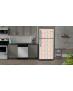 """Αυτοκόλλητο Ψυγείου """" Retro Style Geometric Dots"""""""