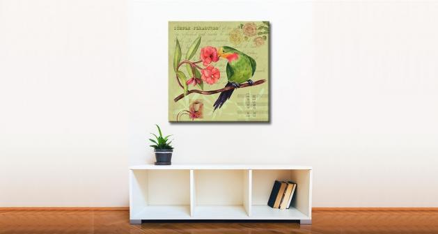 Καμβάς Parrot