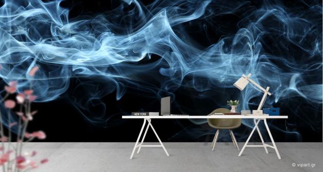 Ταπετσαρία Τοίχου Smoke Effect
