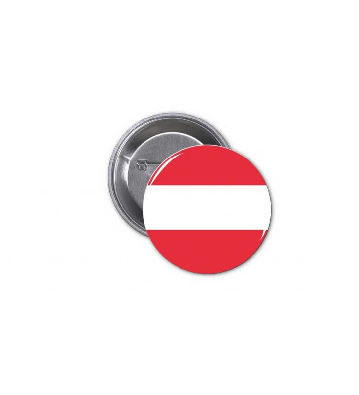 Κονκάρδα Αυστριακή Σημαία - Austria Flag