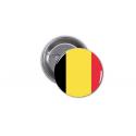 Κονκάρδα Βελγική Σημαία - Belgium Flag