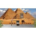 Ταπετσαρία Τοίχου Pyramids Giza Cairo Egypt