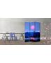Παραβάν Τρίπτυχο Blue Night Pink Moon