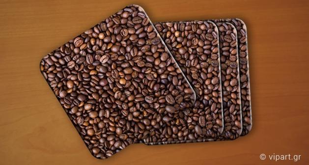 Σουβερ 6 τεμάχια Coffee Beans