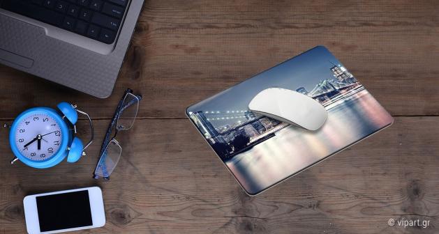 Mousepad 2 τεμάχια City Bridge
