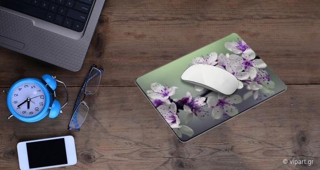 Mousepad 2 τεμάχια Ροζ Δέντρο Σε Σχήμα Καρδιά