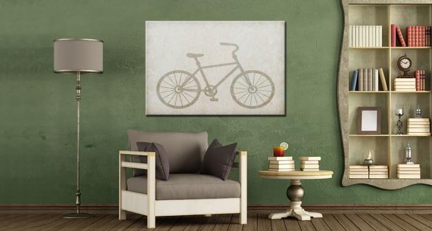 Καμβάς Ποδήλατο