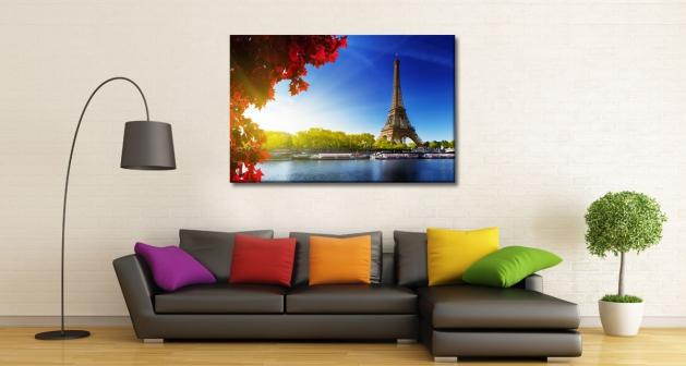 Καμβάς Πύργος του Άιφελ, Παρίσι