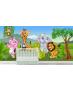 Παιδική Ταπετσαρία Τοίχου με ζώα - δάσος