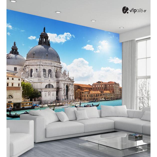Ταπετσαρία Τοίχου με εκτύπωση Santa Maria Βενετία