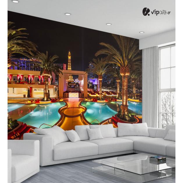 Ταπετσαρία Τοίχου Las Vegas