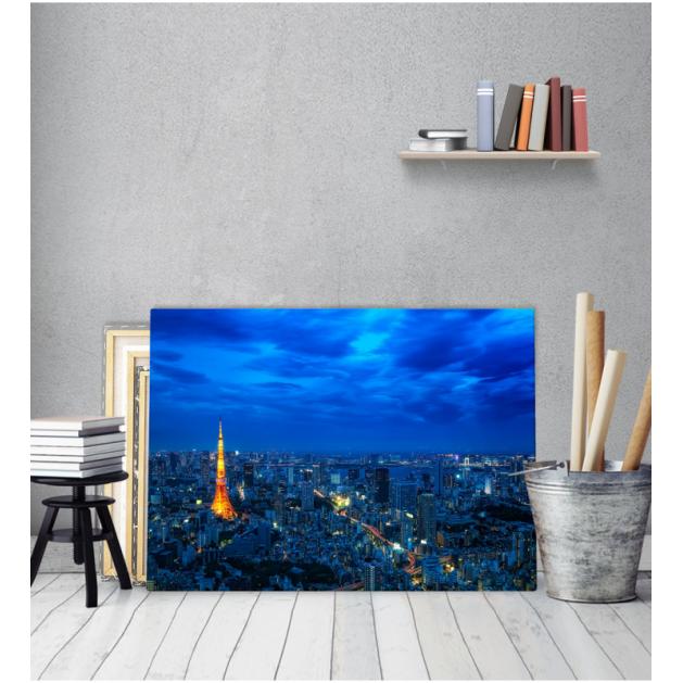 Πίνακας Καμβάς Παρίσι