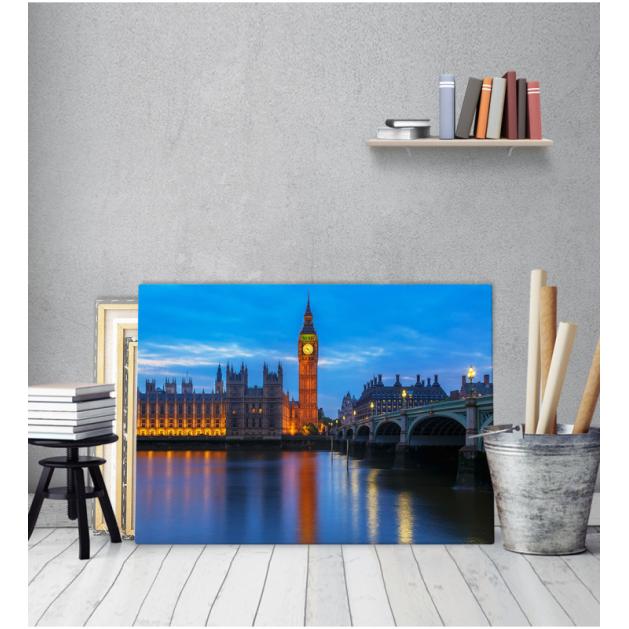 Πίνακας Καμβάς Big Ben London