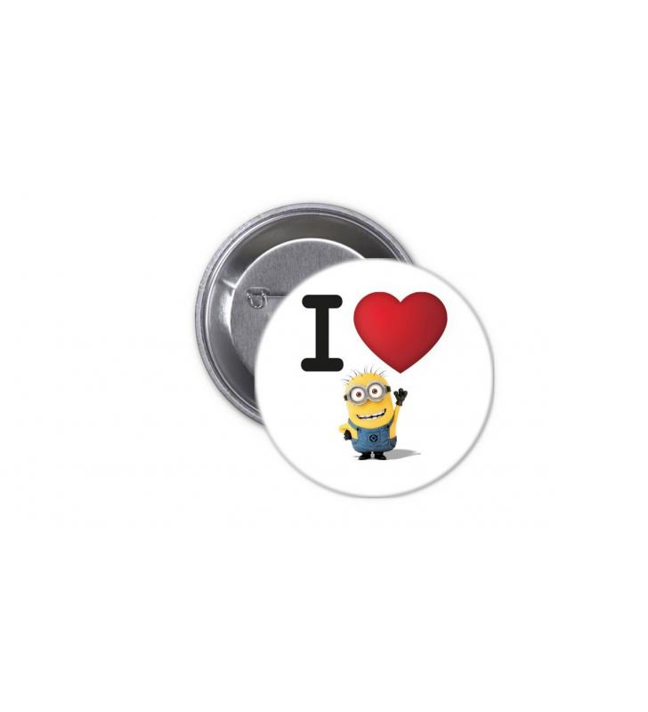 Κονκάρδα I Love minion