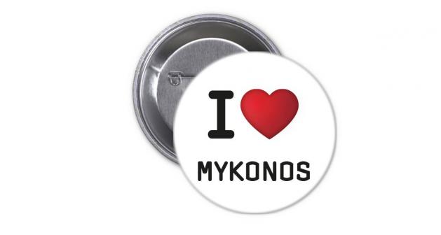 Κονκάρδα I Love Mykonos
