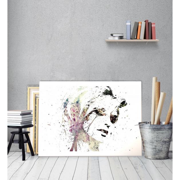 Πίνακας Καμβάς Κορίτσι Art