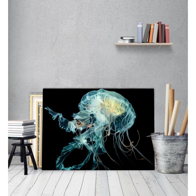 Πίνακας Καμβάς Colorful Medusa