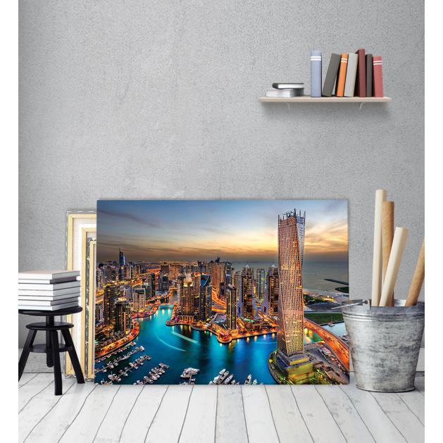 Πίνακας Καμβάς Beautiful Dubai
