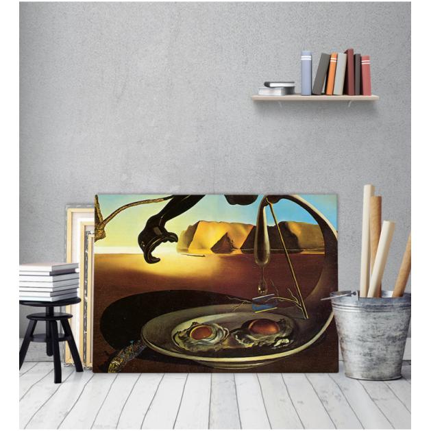 Πίνακας ζωγραφικής σε Καμβά Salvador Dali Eggs