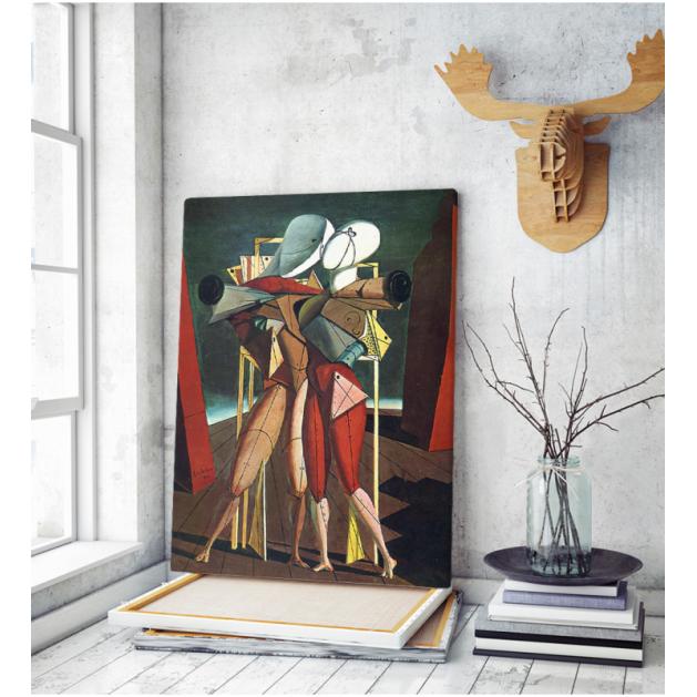Πίνακας ζωγραφικής σε Καμβά Hector And Andromache