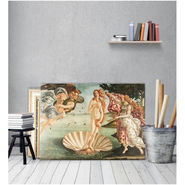 Πίνακας ζωγραφικής σε Καμβά The Birth of Venus Sandro Botticelli
