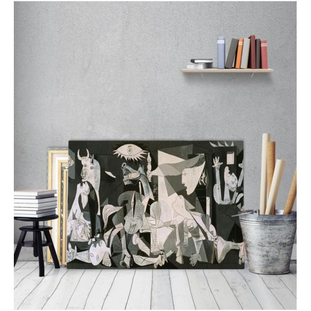 Πίνακας ζωγραφικής σε Καμβά Guernica by Pablo Picasso