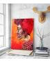 Πίνακας σε Καμβά : african woman portrait