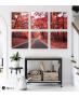Σύνθεση με πίνακες Καμβάδες 62x94 με δικές σας φωτογραφίες